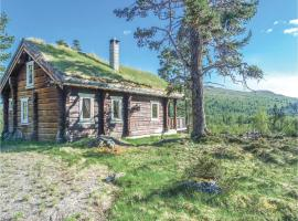 Two-Bedroom Holiday Home in Uvdal, Tunhovd (Near Uvdal)
