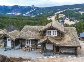 Four-Bedroom Holiday Home in Uvdal