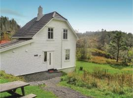 Five-Bedroom Holiday Home in Flekkefjord