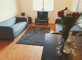 Brand New 2 Bedroom Apartment in Ormskirk Sleeps 4, Ormskirk (рядом с городом Aughton)