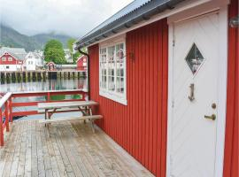 Two-Bedroom Holiday Home in Sorvagen