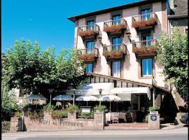Hôtel des Pyrénées, Сен-Жан-Пье-де-Пор