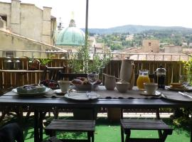 L'Auberge Espagnole - Bed & Breakfast, Apt