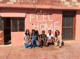 Bedouin petra house