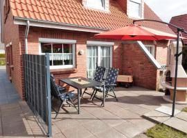 Holiday home in Nessmersiel 34469