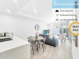 Elegant 2 bedrooms terrace with premium condition