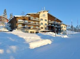 Pernilla Wiberg Hotel, Idre