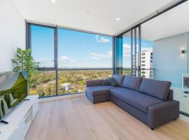 Stunning 2 Bedroom with Sydney City Views