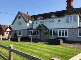 The Falcon At Hatton, Hatton (рядом с городом Wroxall)