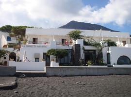 La Sirenetta Park Hotel, Stromboli