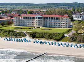 Morada Strandhotel Ostseebad Kühlungsborn