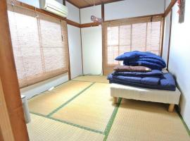 B8 Sharehouse in Suginami