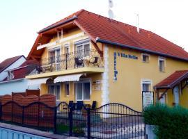 Villa Bella Apartman