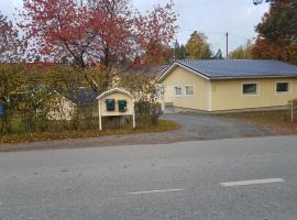 Koivupuiston Villa Osmo, Ylöjärvi (рядом с городом Pihkaperä)