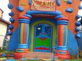 Villa Miky Kota Bunga Puncak Cianjur Bogor