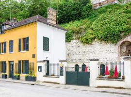 Escale chez un impressionniste - Maison où Claude Monet vécut à Vétheuil