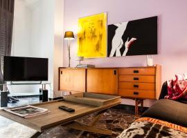 The flat via roma 45