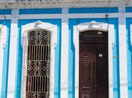 Casa Luis y Betty, Cienfuegos