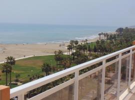 Marina d'Or Beachfront-Vista al mar frontal