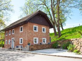 Romantisches Backhaus