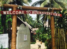 Buenaventura Beachresort, Nauhang