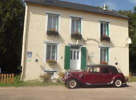 Au Clapotis de la Cure, Montsauche (рядом с городом Dun-les-Places)