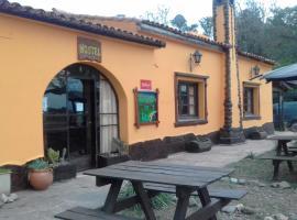 Hostel Hosteria El Champaqui