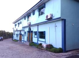 A three Hotel & Suite & Event centre, Ibadan