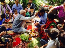 Jiban's Eco-Lodge Majthum