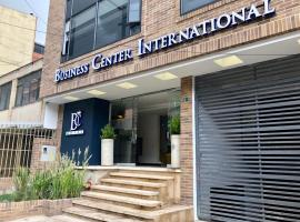 Business Center International Hotel