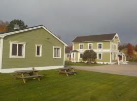 Swedish Rally Hotel
