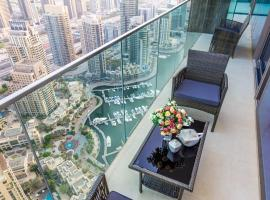 2 Bedroom Apartment in The Residences at Marina Gate by Deluxe Holiday Homes