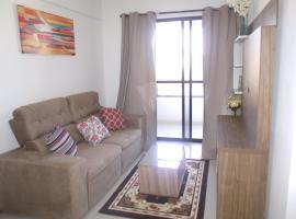 Apartamento 3/4 completo em frente ao Aeroporto