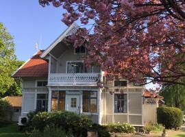 Villa Frideborg, Henån