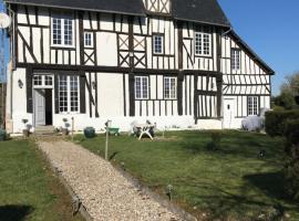 Au fil du Manoir, Marais-Vernier