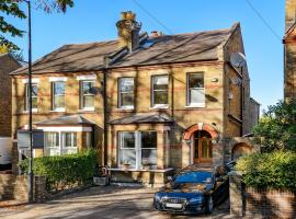 Large 5 bedroom house in Central Windsor