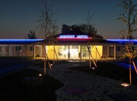 Airport-Hotel, Моргар (рядом с городом Dammartin-en-Goële)