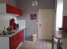 Studio au coeur de Viviers, Viviers (рядом с городом Шатонеф-дю-Рон)