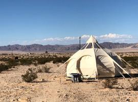 Star Gazing Yurt