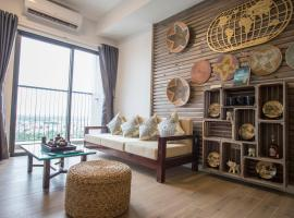 Au Lac Homestay in Ecopark, Cong Luận