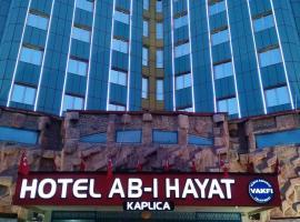 AB-I HAYAT TERMAL HOTEL, Kızılcahamam