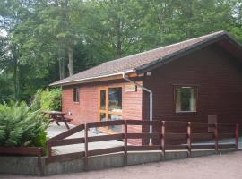 Geddesmill Lodges, Нэрн (рядом с городом Cawdor)