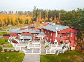 Villa Gladtjärn
