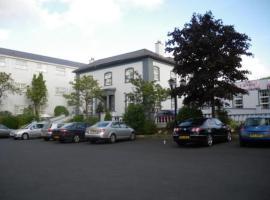 Drummond Hotel, Ballykelly (рядом с городом Crindle)