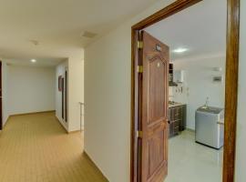 Luminoso Apartamento Estudio 1001