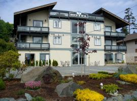 Heron's Landing Hotel, Campbell River