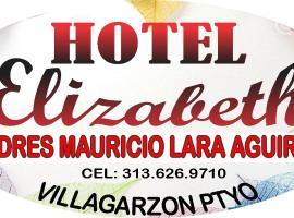 Hotel Elizabeth, Вильягарсон