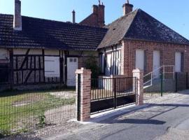 Gîte Le Petit Margautier 4/6 personnes (Proche Lamotte-Beuvron), Saint-Viâtre (рядом с городом Nouan-le-Fuzelier)
