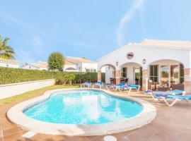 Cap dArtrutx Villa Sleeps 6 Pool Air Con WiFi