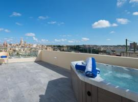 Three Cities Boutique Suites with Jacuzzi